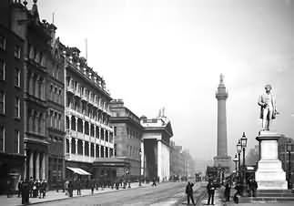 Sackville Street 1905 Dublin photo